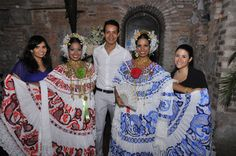 butterfly events team en accion! friendship Dinner, eventos en casco antiguo panama! by: butterfly events panama