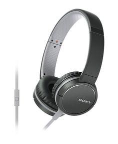 Sony - Audífonos Zx660Ap/B s - Negro
