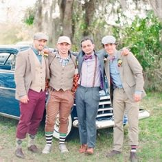 Round up of some fabulous grooms style (photo by Michelle March)