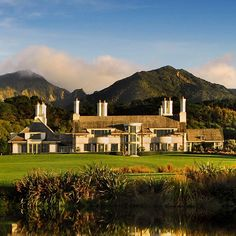 Wharekauhau Lodge, near Wellington, New Zealand #wairarapa #nzluxlodges