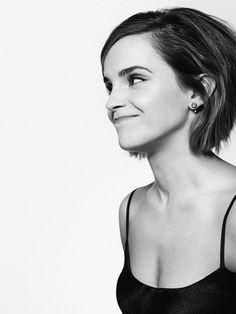Smirk from Emma Watson ? Smirk from Emma Watson ? Cute Short Haircuts, Cute Hairstyles, Emma Watson Short Hair, Emma Watson Pixie, Lucy Watson, Hair Inspo, Hair Inspiration, Short Hair Cuts, Short Hair Styles