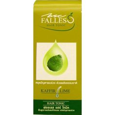 Thai Bsc Falles Kaffir Lime Hair Loss Prevention Natural Tonic 90ml * This is an Amazon Affiliate link. Click on the image for additional details.
