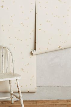 Wish Upon A Star Wallpaper - anthropologie.com