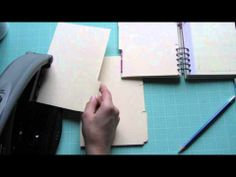 ▶ Documented Life Project - Crafting a DIY planner - YouTube