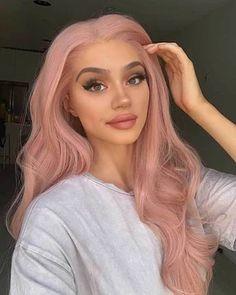 heiße brasilianische wasserwelle spitzeperücken cillyy your secret to ; Short Hair Wigs, Human Hair Lace Wigs, Long Wigs, Curly Wigs, New Long Hairstyles, Different Hairstyles, Wig Hairstyles, Wig Styles, Curly Hair Styles