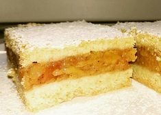 Jablečný koláč našich babiček recept - TopRecepty.cz Baking Videos, High Sugar, Sweet Desserts, Vanilla Cake, Apple Pie, Cheesecake, Food And Drink, Gluten, Sweets