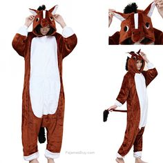 Adult Horse Onesie Kigurumi Pajamas Costume Animal Partywear  Like!Free get Gifts ! Buy 100% well-Material-Made,Trusted Brand Shop over 5 Years,Sale Price Now ! Free Returns ,3-5 days Shipping,75K+Buyer Choosed us !  http://www.pajamasbuy.com/adult-horse-onesie-kigurumi-pajamas-costume-animal-partywear