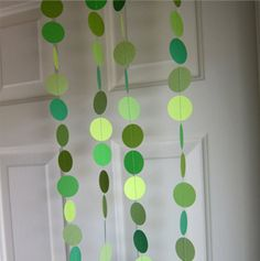 super easy DIY st. patty's day decor