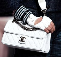 Check out the gorgeous bag from Chanel Cruise 2014