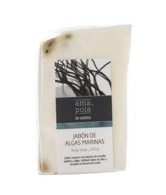 Amapola Biocosmetics Jabón de Algas