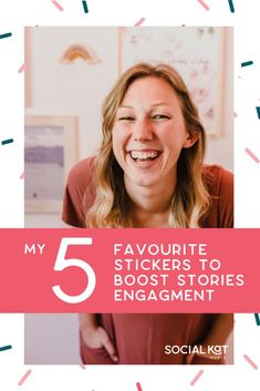 If you're not using stickers in your Instagram Stories, you are missing out on a chance to boost your engagement. Read the full post to find out about my 5 fave stickers and how they work to get your audience more engaged with your stories! Social Media Analytics, Social Media Content, Follow Me On Instagram, Instagram Story, Instagram Marketing Tips, Online Marketing, Fun Facts, Insight, How To Find Out