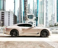 Super Sport Cars, Super Cars, Rich Cars, New Bentley, Bentley Motors, Bentley Continental Gt, Wedding Car, Motor Company, Garage Ideas