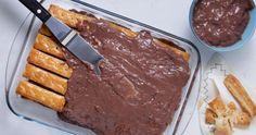 Μιλφέιγ με την «Κρέμα σοκολάτας του 10λέπτου» και έτοιμα σφολιατίνια