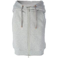 Moschino Hoodie Skirt