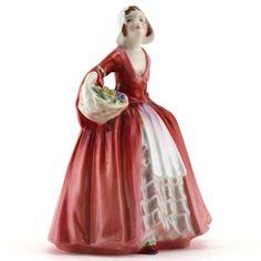royal doulton | Royal Doulton Figurine, Janet HN1537