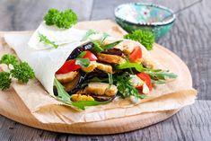 Zdravý jídelníček z receptů hotových do 15 minut