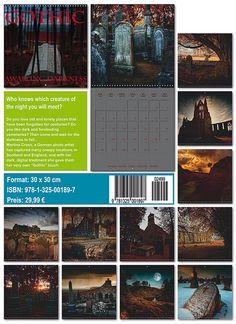 Gothic - Awaiting Darkness 2015 Calendar