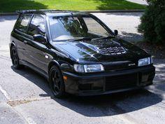 Nissan Pulsar GTi-R... My baby's turbo