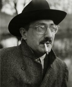 artistandstudio:        Mark Rothko, photo by Consuelo Kanaga