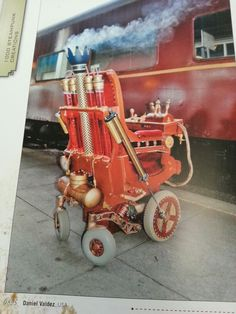 wheelchair!