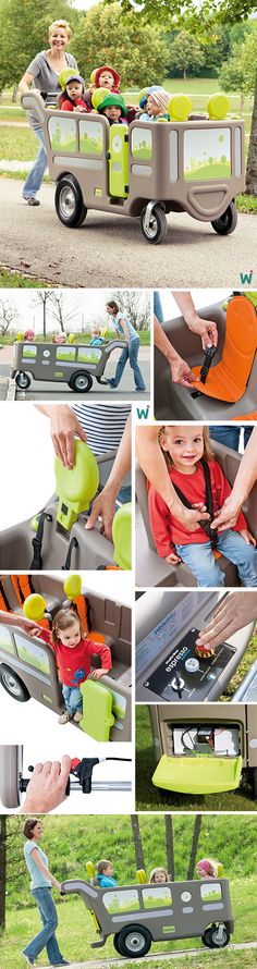 Krippenwagen mit & ohne Motor! ► https://shop.wehrfritz.de/de_DE/Wehrfritz-Krippenbus-ohne-Motor-Krippenwagen-Krippe-and-Kindergarten/p/051255_1?zg=krippe_kindergarten&ref_id=60847  #Krippe #Bus #Krippenbus #fahren #Motor #Kinder #Transport