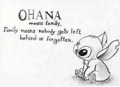 ideas tattoo disney ohana favorite quotes for 2019 New Quotes, Quotes For Kids, Cute Quotes, Inspirational Quotes, Motivational, Funny Quotes, Disney Family Quotes, Walt Disney Quotes, Disney Tattoos