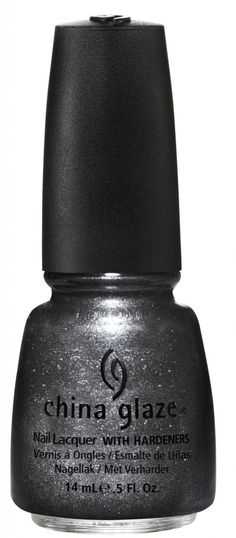 """China Glaze """"Colours From The Capitol"""" Hunger Games Collection Bottle Images"""