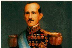 Juan José Flores es una otra persona más famosa de Ecuador. Él fue un general y fue el primero presidente de Ecuador.