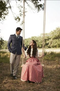 Fahriye Evcen in alkuu TV Series Promotional Picture
