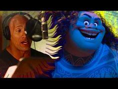 Disney's MOANA Movie - You're Welcome Song - Dwayne Johnson Disney Animated Movie - YouTube