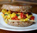Mozzarella Egg Breakfast Sandwich Recipe | The Beachbody Blog