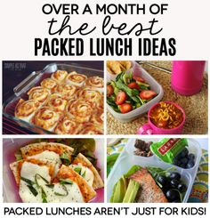 Recipes, Free printables, supplies list. TONS of resources for lunch box packing.
