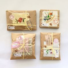How To Choose The Best Gift Wrapping Paper? Cute Gifts, Diy Gifts, Wrapping Ideas, Gift Wrapping, Mail Art Envelopes, Snail Mail Pen Pals, Pen Pal Letters, Diy And Crafts, Paper Crafts