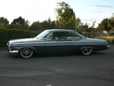 1962 Bel Air Bubble Top Lowrod for sale