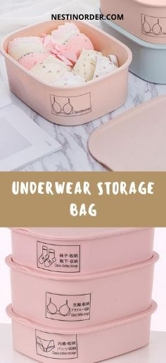Unicque solution for travel and home underwear storage. Thanks to the firm material of the organizer your underwear will always be in good shape! :) #underwearorganization #closetorganization #nestinorder Underwear Storage, Underwear Organization, Dresser Organization, Bag Sale, Bag Storage, Shape, Sneakers, Bags, Travel
