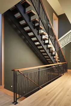Fascinating energy efficient home overlooking Puget SoundOutside Metal Staircase cute   outdoor staircase   Pinterest  . Outdoor Metal Staircase Design. Home Design Ideas