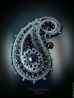 Новости Tassel Jewelry, Bead Jewellery, Fabric Jewelry, Diy Jewelry, Beaded Jewelry, Handmade Jewelry, Jewelry Making, Bead Embroidery Jewelry, Beaded Embroidery