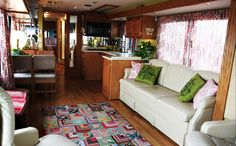 Fifth Wheel Renovation | Remodeling Your RV Living Area > Rocky Mountain RV & Marine ...