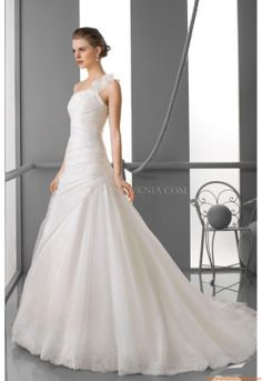 Wedding Dresses Alma Novia 126 Felisa 2013