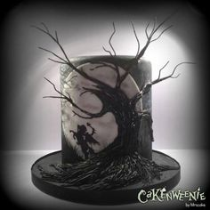 Cakenweenie: Cakes for Tim Burton's Birthday - Neatorama