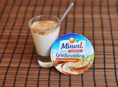 Zimtliebhaber und Grießfreunde können sich über dieses leckere Dessert freuen. Vor allem Menschen mit Lactoseintoleranz dürfen hier bedenkenlos schlemmen!