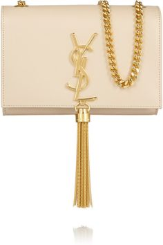 Love this: SAINT LAURENT Monogramme Leather Shoulder Bag @Lyst