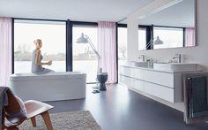Une salle de bain apaisante ! #deco #design
