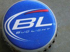 Bud Light Bottle Cap by Trails End Farm, via Flickr