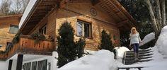 2009 – Chalet à Gstaad