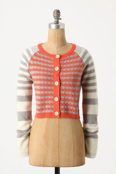 I just love this sweater. I want it, but can't justify buying it.