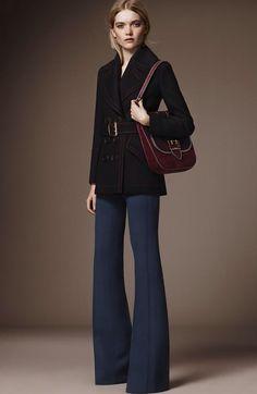Burberry Prorsum PreFall16 womenswear lookbook