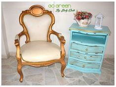 Accent Chairs, Furniture, Vintage, Home Decor, Old Furniture, Furniture Restoration, Upholstered Chairs, Decoration Home, Room Decor