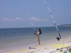 An Introduction to Surf Fishing in the South, with Shark Video