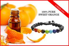Another A-M-A-Z-I-N-G Giveaway from Barefut Essential Oils. 2 FREE Gifts with every order: Shop - https://barefut.com/?a=557  ➡️ FREE 15 ml Sweet Orange Essential Oil ➡️ FREE Adjustable 7 Chakra Lava Stone Bracelet with Every Order  No minimum required. Just add any product to your shopping cart & these 2 FREE items will automatically be added to your cart! No coupon needed.  Free shipping on orders over $25.00